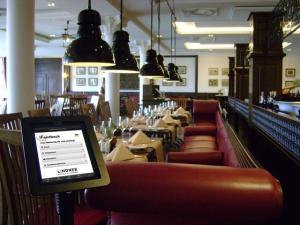 iPad_Terminal_Lindner_Hotel