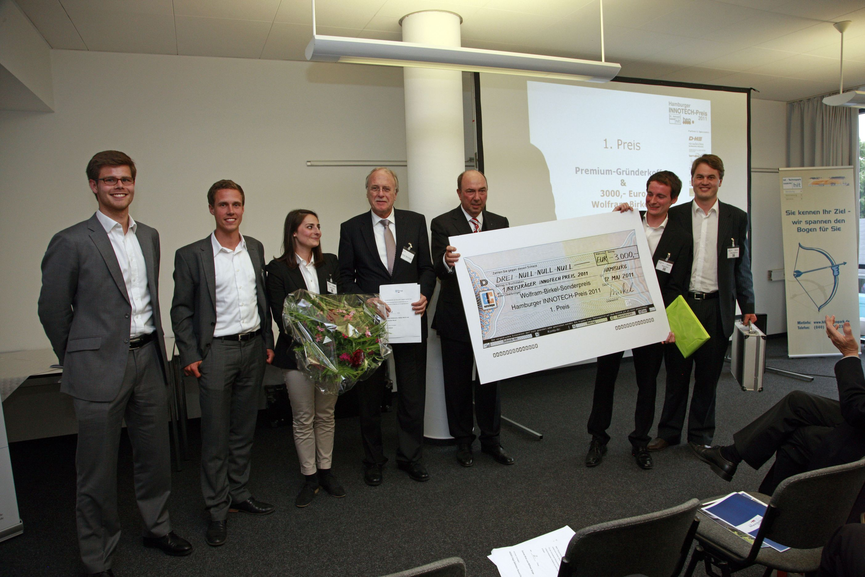 INNOTECH Preis 2011