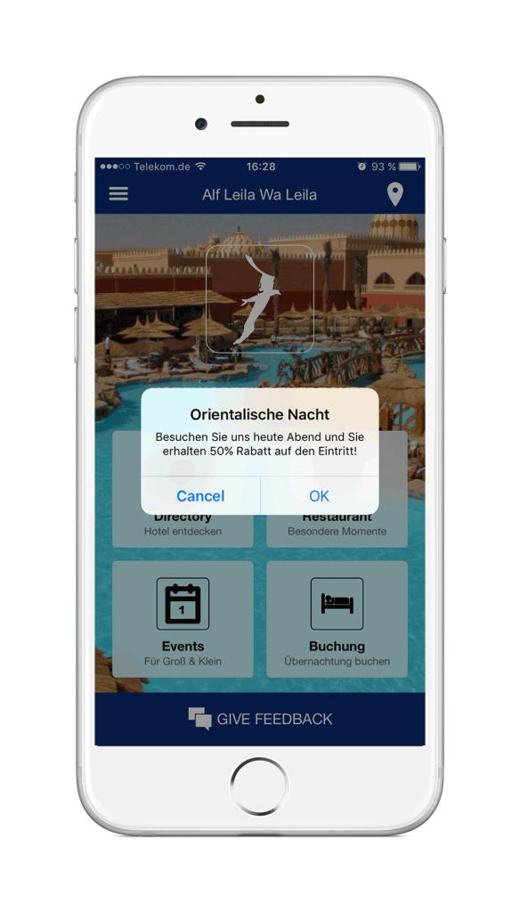 Hotel-Guide-Pickalbatros-Push-Notification